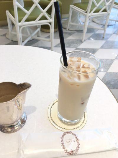 LADUREE(ラデュレ)青山店