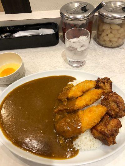 カレーハウス リオ 相鉄ジョイナス店の口コミ