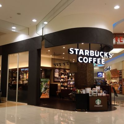 スターバックスコーヒー イオンモール札幌発寒店