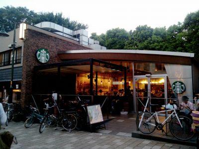 スターバックスコーヒー 井の頭公園店