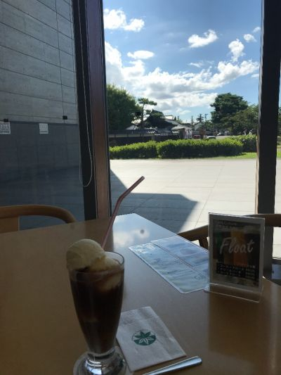 伝国の杜 クルチュール Museum Cafe