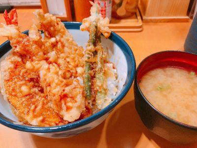 天丼てんや 上野浅草口店