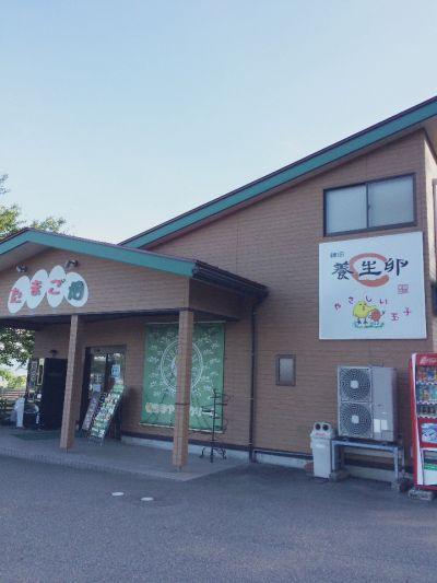 鎌田養鶏 たまご畑 刈羽店