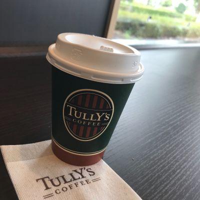 タリーズコーヒー 富士中央公園店