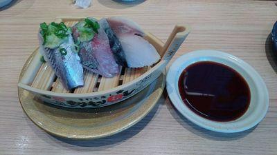 もりもり寿司 金沢駅前店の口コミ