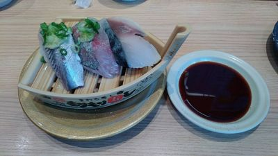 もりもり寿司 金沢駅前店