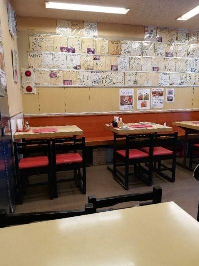 神楽坂飯店の口コミ