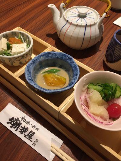 粕漬け料理 潮茶屋