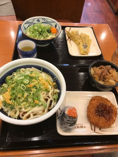 丸亀製麺 伊丹店の口コミ