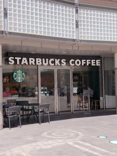 スターバックスコーヒー 中目黒駅前店