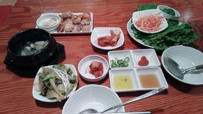 ママチプ 韓国料理 新橋