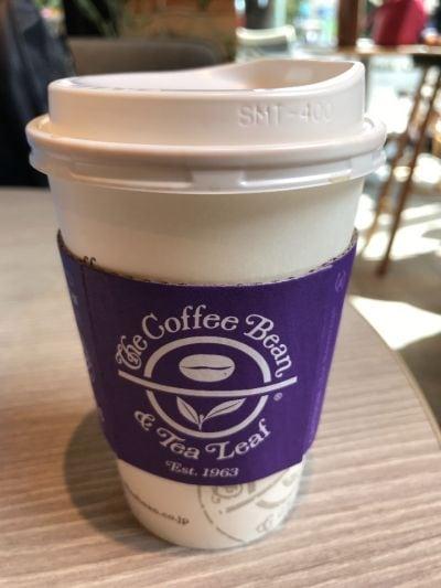 コーヒービーン&ティーリーフ 日本橋一丁目店