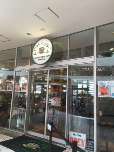 アースカフェ(Urth Caffe) 横浜ベイクォーター店