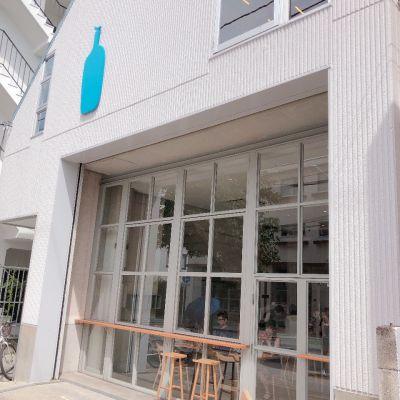 ブルーボトルコーヒー 中目黒カフェ