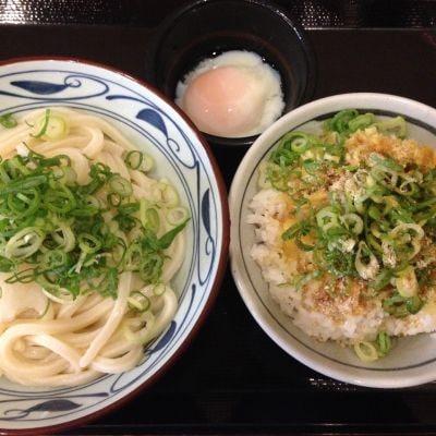 丸亀製麺 五個荘店の口コミ