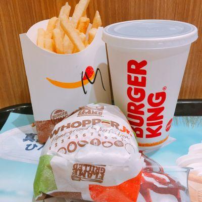 バーガーキング 川口キュポラ店