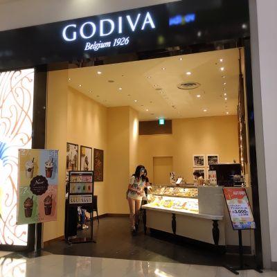 ゴディバ イオンモール札幌発寒店
