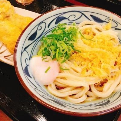 丸亀製麺 上田店の口コミ