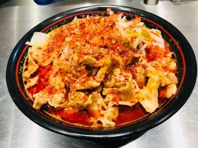 麺創研 紅