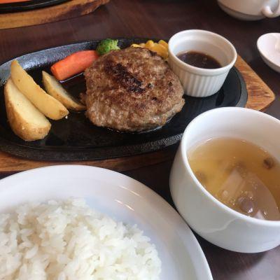 ハンバーグ・レストラン宮崎亭