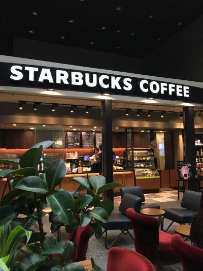スターバックスコーヒー KDDI大手町ビル店の口コミ