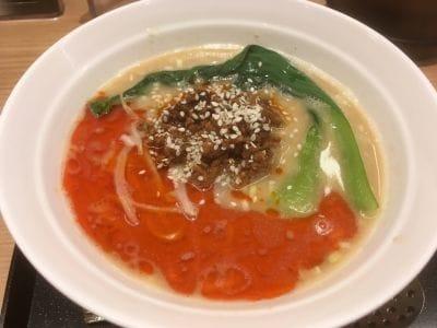 紀州清流担々麺 produce by KEISUKE シャポー船橋店
