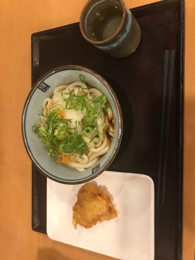 釜あげうどん四代目横井製麺所 レジャック店