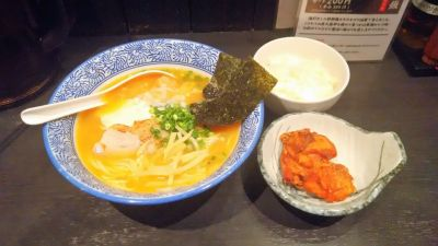 麺屋武一 初台店