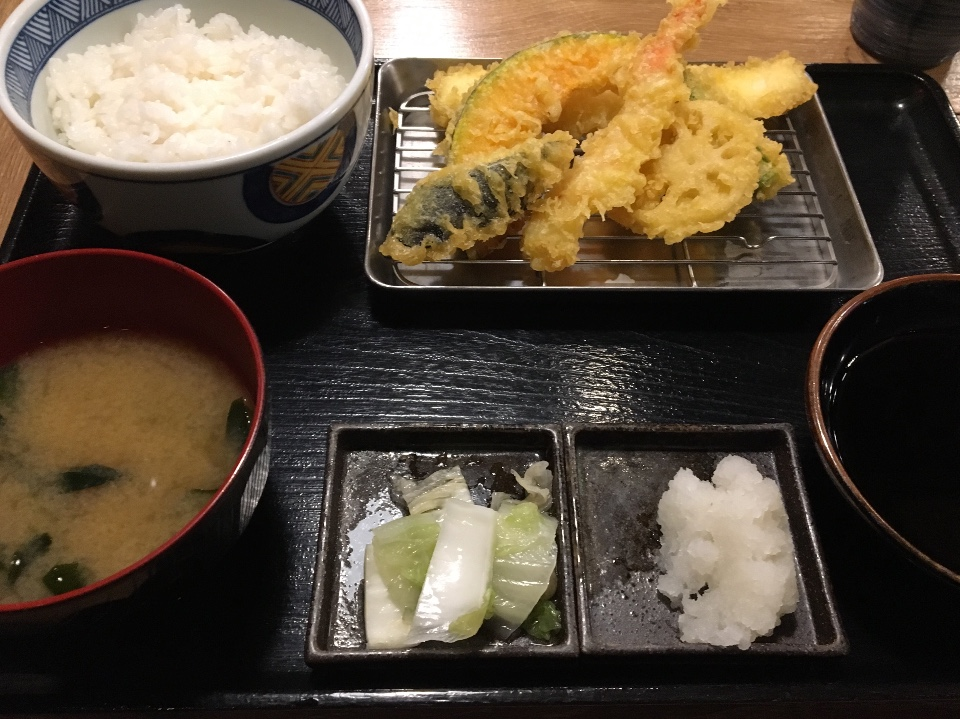 天ぷら食べ放題 Gachi 浜松町芝大門店の口コミ