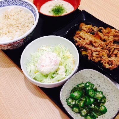 吉野家 8号線愛知川店