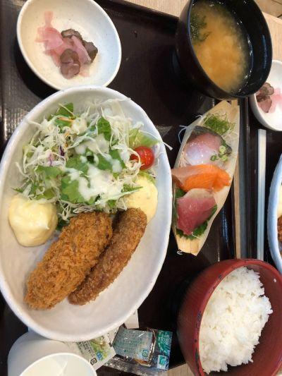 築地食堂 源ちゃん 東京ビックサイト店の口コミ