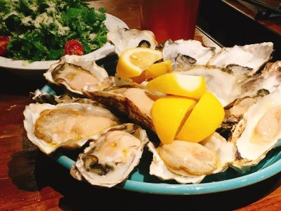 THE OYSTERS