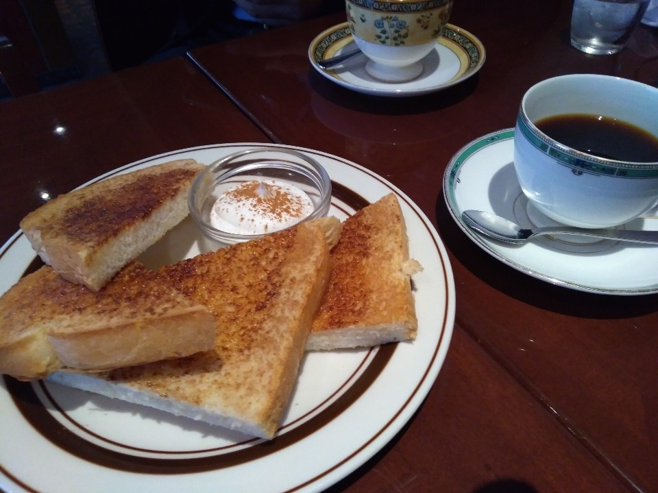 CAFFE'1953NIRE 馬込本店の口コミ