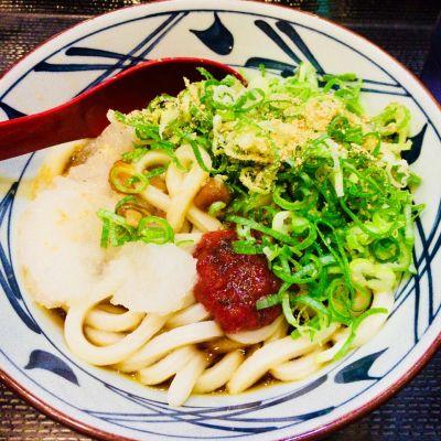 丸亀製麺 ビナウォーク店の口コミ