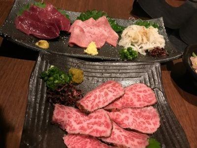 神戸牛焼肉 石田屋。 Hanare