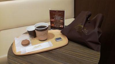 リンツ ショコラ カフェ 金沢百番街Rinto店