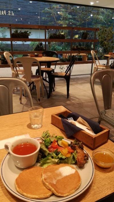 J.S. PANCAKE CAFE 金沢百番街Rinto店