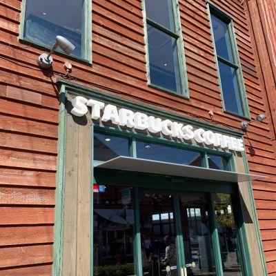 スターバックスコーヒー 函館ベイサイド店