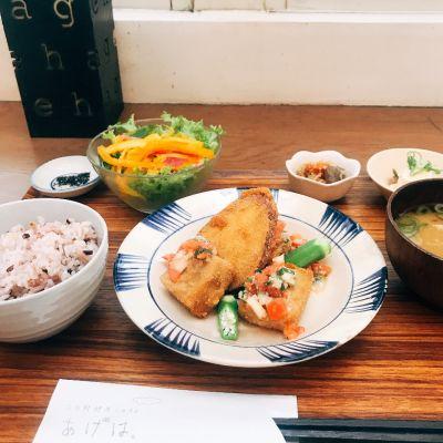 お気軽健康Cafeあげは。 神戸