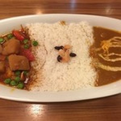 CURRY UP 原宿