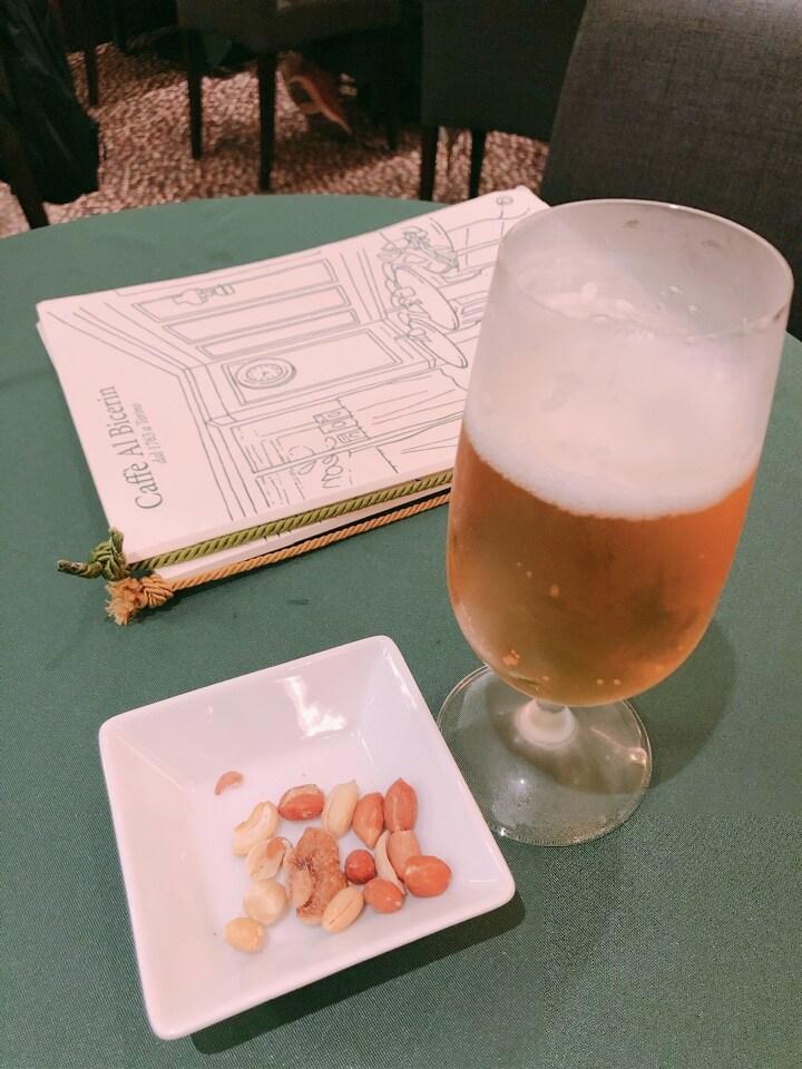 Bicerin 新宿タカシマヤ店の口コミ