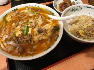 日高屋 新橋駅前店の口コミ