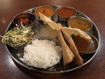 南インド料理ダクシン 八重洲店の口コミ