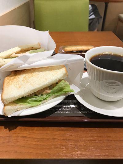 CAFE de CRIE 公立陶生病院店