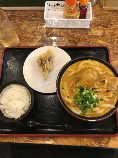 うどん 四方吉 高崎店