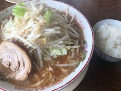ラーメン のろし 安田店の口コミ