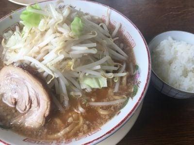 ラーメン のろし 安田店