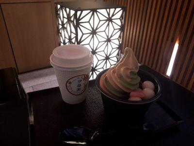 茶寮 伊藤園 羽田空港店の口コミ