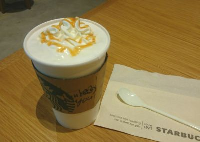 STARBACKS COFFEE CoCoLo新潟西館店