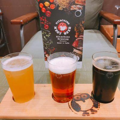 常陸野ブルーイング品川 Beer&Cafeの口コミ